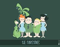 The Flintstones!