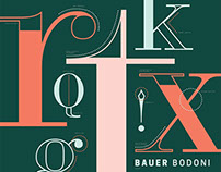 A Study on Bauer Bodoni