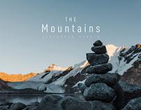 MountainScape Ⅱ·Tibet