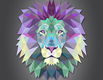 Roaring Graphical Lion