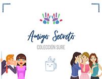 Colección Amigo Secreto