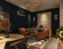 Elite print interior design
