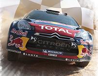 ACP Vodafone Rally de Portugal 2013 // Posters