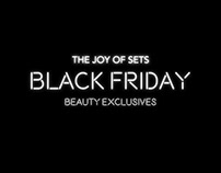 Laura Mercier - Black Friday Email