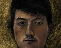 San Francisquito de Quito (Self Portrait)