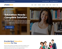 Edubuzz - Education Bootstrap 4 Template