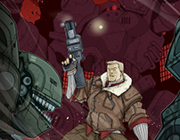 Wolfenstein - Unused Cover