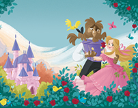 Beauty and the Beast- Storytime Magazine
