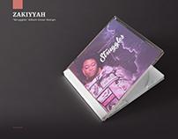 """""""Struggles"""" Album Cover Design"""