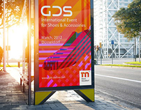 GDS Shoe Fair - Advertising