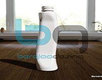 Curved packing 400ml