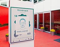 Visionair invites Daniel Sanchez