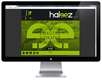Screendesign 4 haleez.com