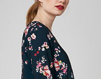 Floral Print for Kosiuko