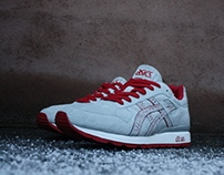 Asics SNS product photography //