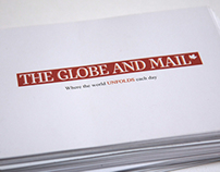 The Globe and Mail Promo