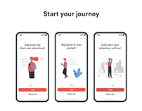 Incity Travel App