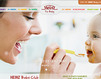 Heinz For Baby (Digital/Website Strategy)