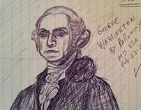 George Washington by pallominy D26 C2 MD USA feb 23 13