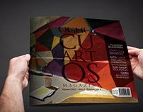 Ocho Cuartos Magazine