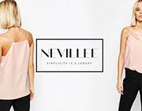 Nevillee | Visual Identity & Branding