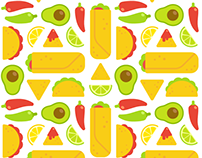 Mexican food patterns