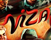 Viza Band Poster