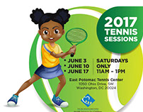 Sports Sessions 2017 Flyers