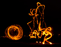 The Fire Dancers