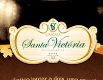 Restaurante Chácara Santa Victória