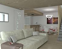 FE Interior - Privare modern villa
