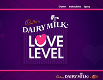 Cadbury Dairy Milk Love Level