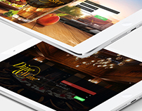 Dine and Wine - Food ordering App
