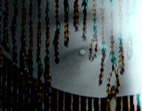 Photo chandelier