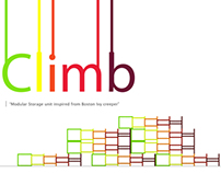 CLIMB (Modular storage unit)