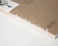 Bauhäusler #1: Werner David Feist