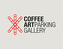 Coffee Art - Parking Gallery