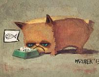 modern cat 02