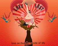 Coke poster / ADV