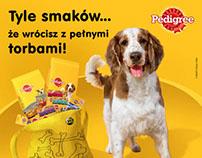 Pedigree & Whiskas pet food promotion