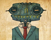 ungainly robots