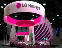 LG HAUSUS booth