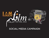 I Am Karachi Film Festival (Social Media Campaign)