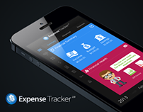 Expense Tracker 2.0 - iPhone App