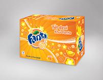 Fanta Packaging Tet Vietnam 2013