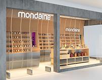 MONDAINE - STORE DESIGN