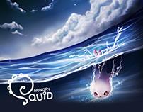 HungrySquid iOS Puzzle Game
