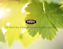 Ponti Balsamic Vinegar /// 3D Creative Visual & Advert