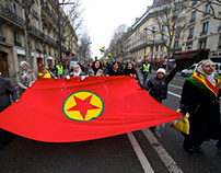Kurdish PKK co-founder Sakine Cansiz shot dead in Paris
