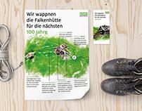DAV München & Oberland — Brand Communication